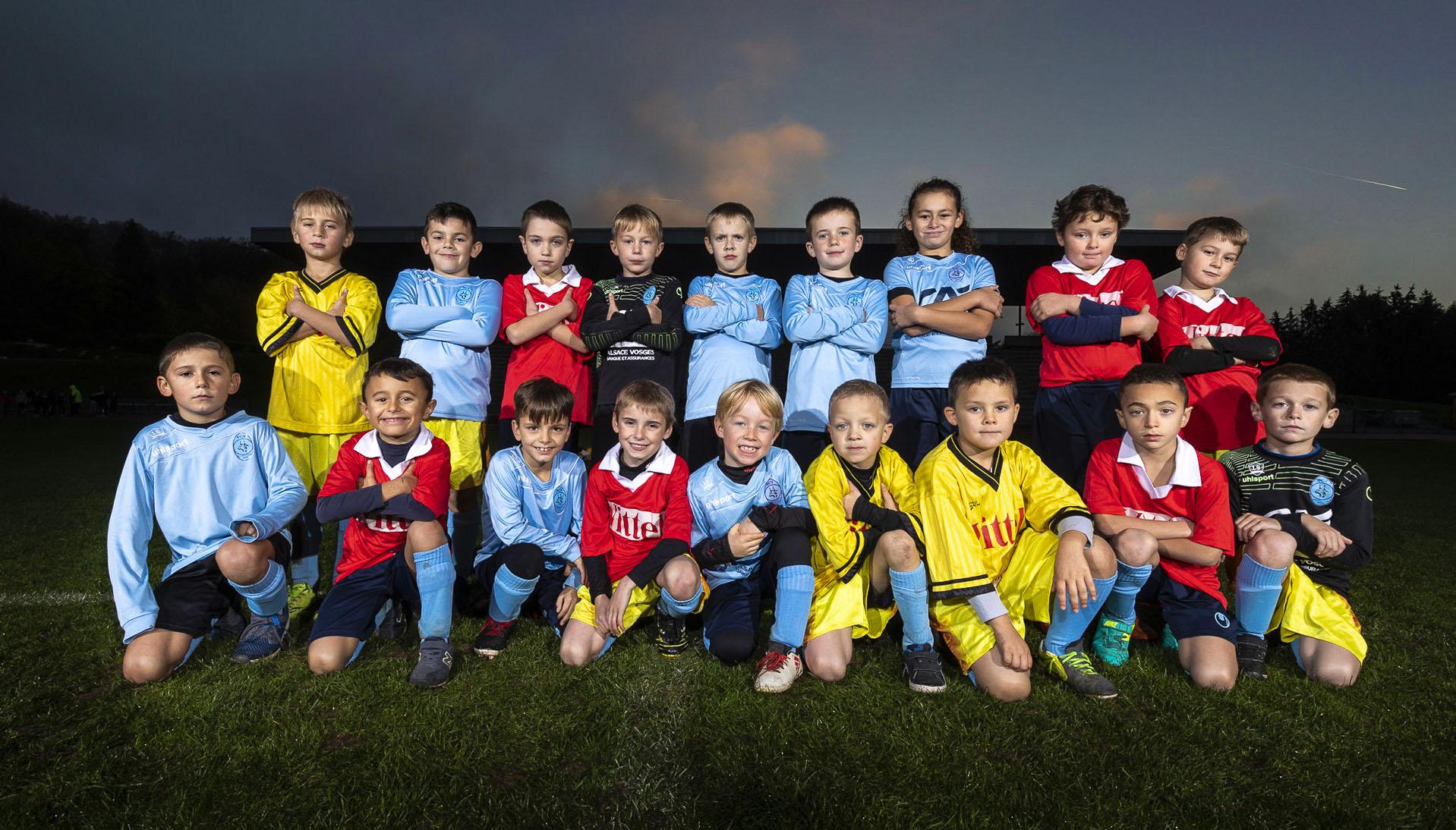 Equipe de jeunes - BCV Football