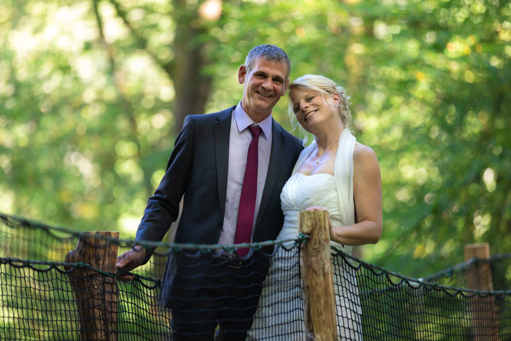 Wedding couple photography