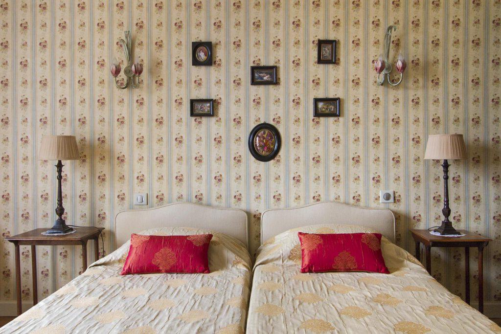 Chambre intérieure - Photographie architecturale