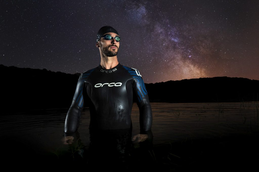 Triathlon - Photographie commerciale